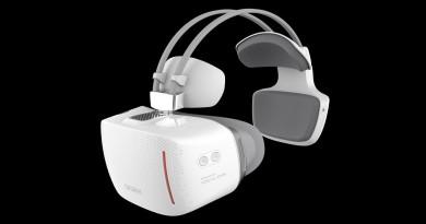 搶在 HTC Vive 2 之先!Alcatel 發表無線 VR 眼鏡 Vision