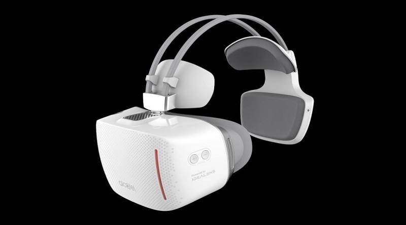 Alcatel 發表無線 VR 眼鏡 Vision