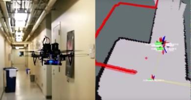 美軍研全自動小型無人機 穿越室內窄巷掃描敵情