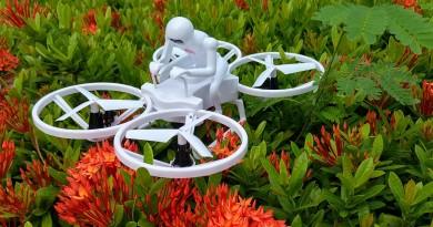 Hoverbike 無人機驚現!Create Toys E902 懸浮四軸機飛翔測試