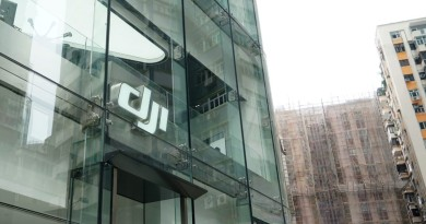 DJI 香港旗艦店搶先看 記者參觀後感:「由櫥窗開始就好吸引!」