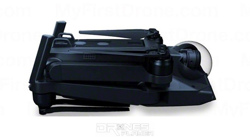 網路上流出最新的疑似 DJI Mavic 無人機,今次所示的是無人機底部。
