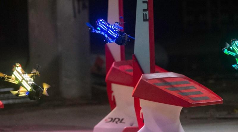 DRL 穿越競賽 FPV 無人機