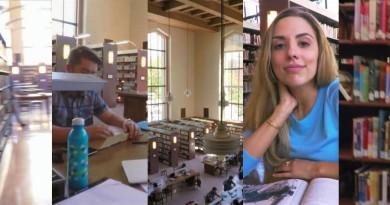GoPro Karma 宣傳片航拍穿越圖書館 網民:是手持雲台吧?