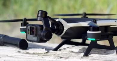 GoPro Karma 三位一體之謎:無人機•手柄•三軸雲台逐一拆解