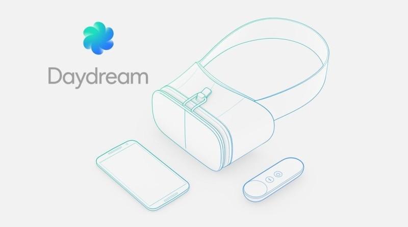Google DayDream View VR 眼鏡•Pixel VR 手機