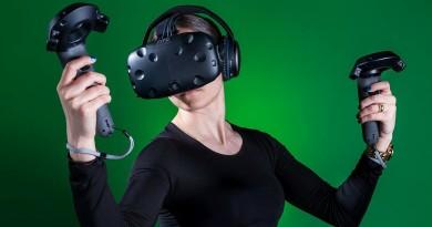 第二代 HTC Vive 開發中?無線版 Vive 2 原型機或今秋亮相