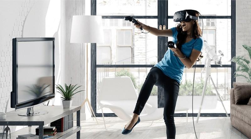 初代 HTC Vive 本身存在不少問題,例如必需接駁 HDMI 連接線,若改成無線設計,就不會限制用家動作。