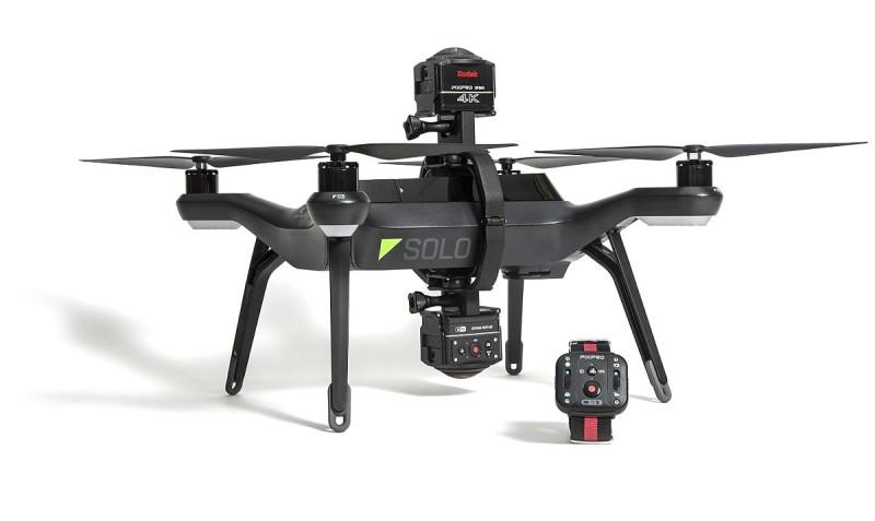 以往要在空拍機上拍攝 360 度 VR 影像,Kodak 的解決方案是要用上兩部 PixPro SP360 始可成事,以致成本過高。