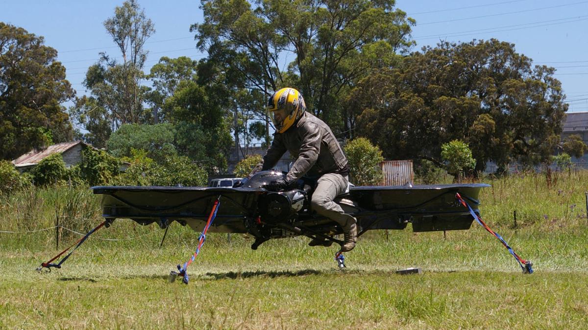 Malloy Aeronautics - Hoverbike