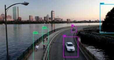 無人機內置 Neurala 人工智慧 SDK 光靠相機自動飛行‧跟蹤