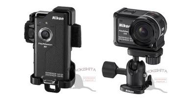 Nikon加推KeyMission 170•80運動相機 挑戰GoPro HERO 5
