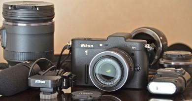 Nikon 1 系統不死!尼康或推 APS-C 與全片幅無反單眼相機