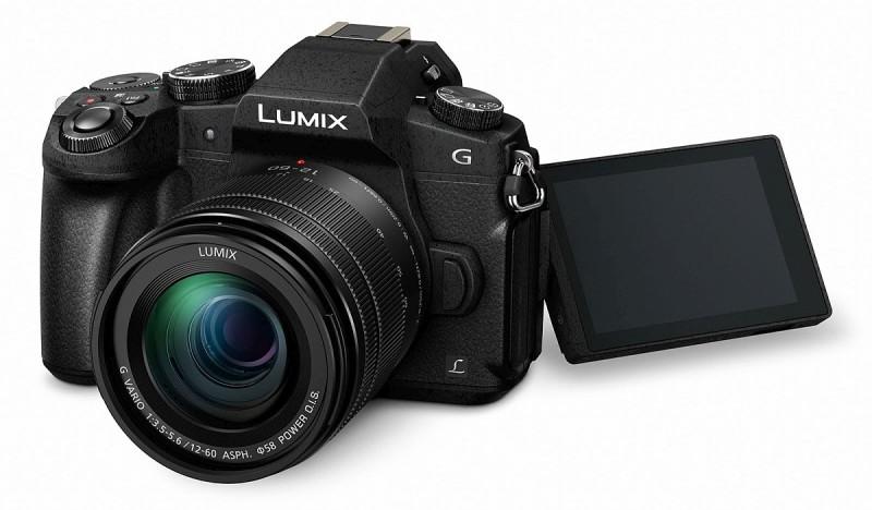 Panasonic DMC-G8 支援 4K 攝錄,並新增了防塵、防水滴功能。