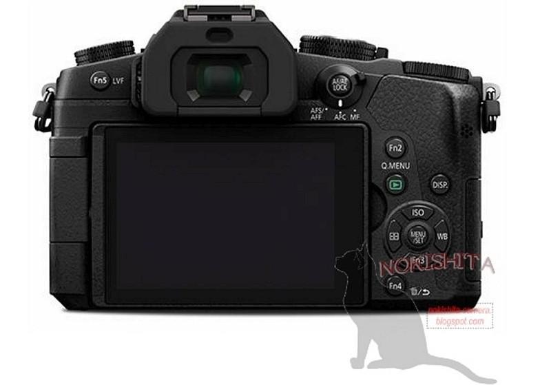Panasonic G8 既設有電子觀景器,又具備可作多角度翻揭 3 吋 104 萬像素預覽屏幕。