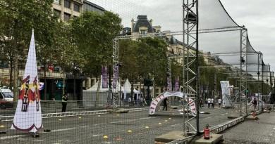 法國巴黎首屆無人機節開鑼!FPV 機香榭麗舍大道競速穿越