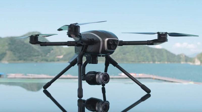 PowerEye 雙鏡頭無人機 航拍•FPV 畫面分流