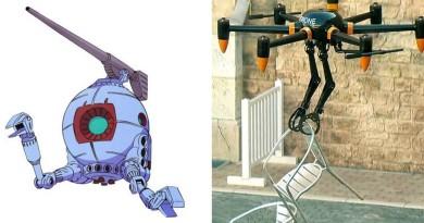 GUNDAM 鋼球實體化?Prodrone 機械臂無人機空中抓物易如反掌