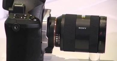 Sony A9 / A9R 諜照流出!或擁 400 對焦點•雙 XQD 卡插槽