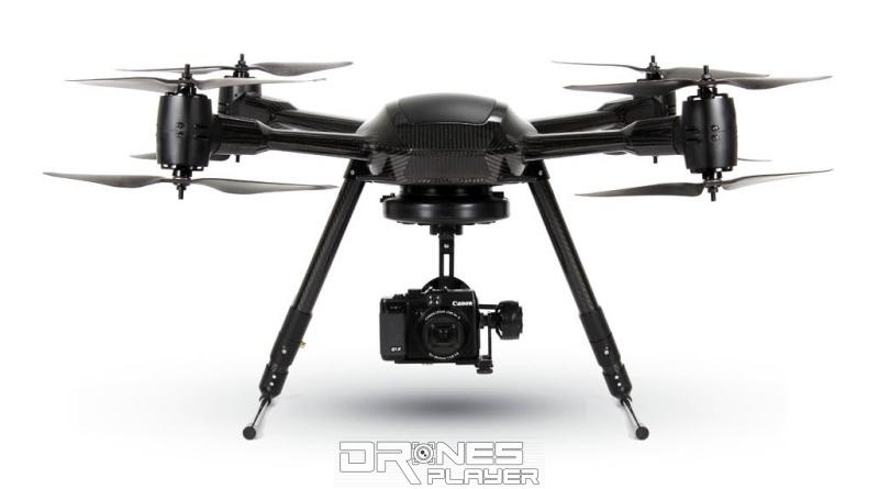 Aerialtronics Altura Zenith ATX8
