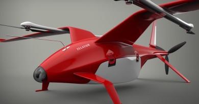 空巴送貨無人機計劃新階段 創建數碼服務平台