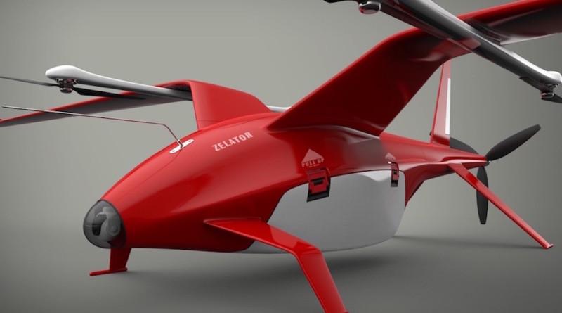 airbus-cargo-drone1a 空巴 送貨無人機
