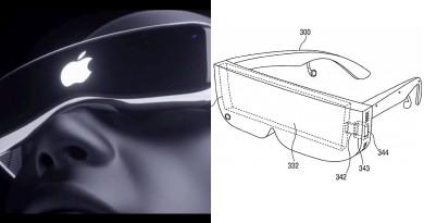 Apple VR 眼鏡專利曝光 內置 Lightning 接口連接 iPhone
