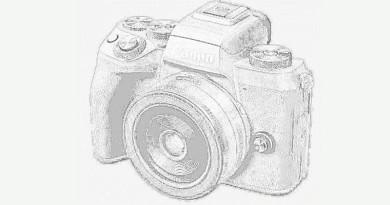 Canon EOS M5 或 9 月 15 日發表 增設內置EVF電子觀景器