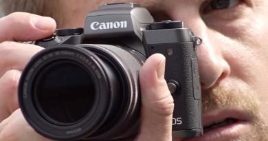 Canon EOS M5挾雙像素CMOS自動對焦 降臨Photokina 2016