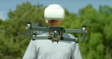 Mavic Pro 最佳拍檔!DJI Goggles 為飛友帶來 FPV 空拍飛行體驗