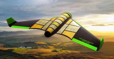 救災無人機 Pouncer 不止運送糧食 連機身也可吞下肚?