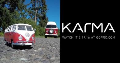 GoPro Karma 無人機9月19日發布?HERO5同步亮相與否成謎