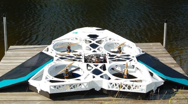 kayrys-drone 醫療 無人機