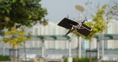 Parrot Swing 評測:垂直升降•水平飛行變換流暢,表現有驚喜!