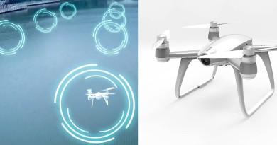 Walkera Aibao Drone 大玩 AR 遊戲 穿越虛擬賽道•惡鬥虛擬戰機