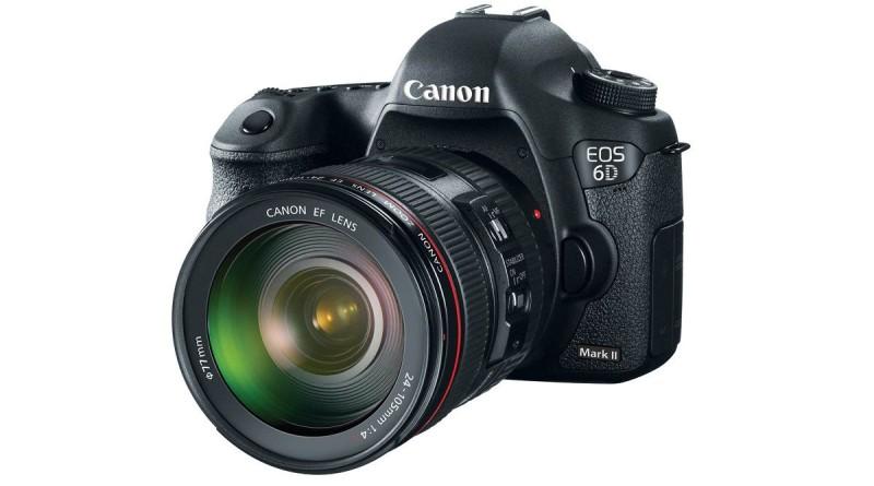 Canon EOS 6D Mark II 傳 CP+ 2017 現身