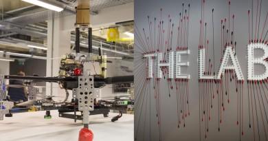 亞馬遜劍橋實驗室揭秘 全新送貨無人機首度亮相?