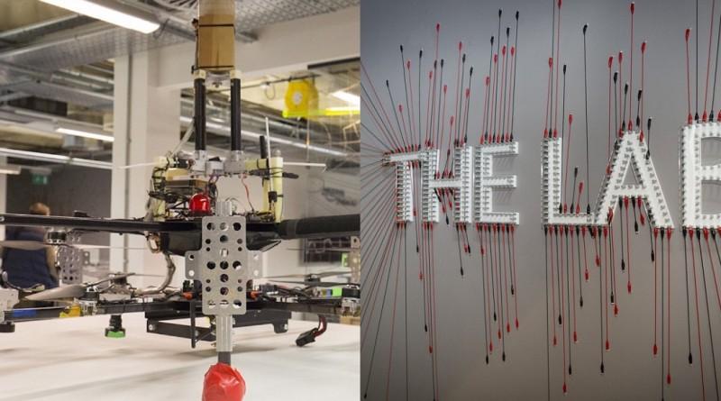亞馬遜 無人機 送貨 實驗室 揭秘