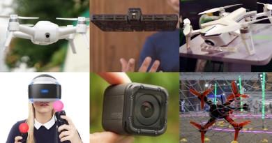 【一周熱話】5 個超注目新產品降臨 #3 自拍無人機引發定價爭議