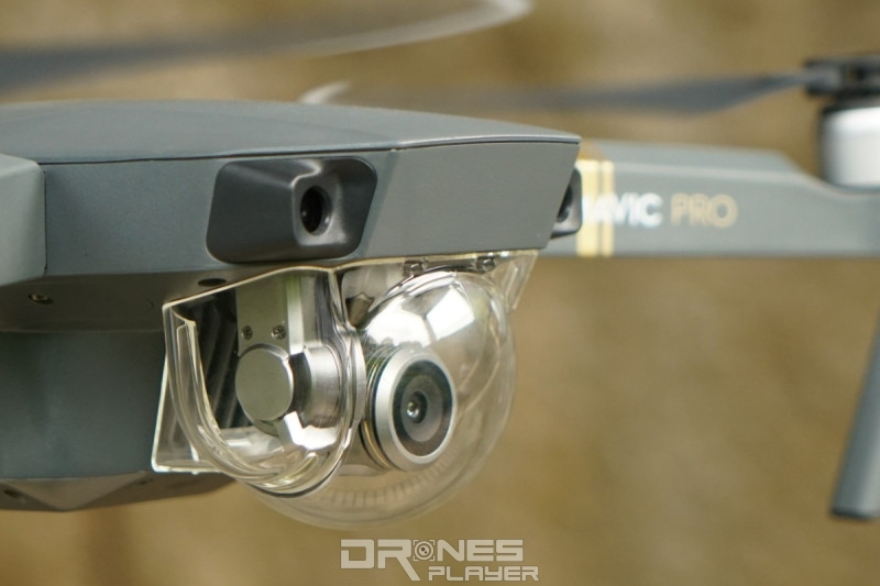 DJI Mavic Pro 前視感知系統