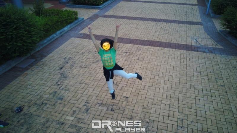 DJI Mavic Pro 試相(六):手勢自拍