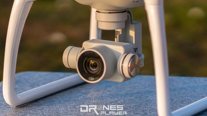 DJI Phantom 4 相機
