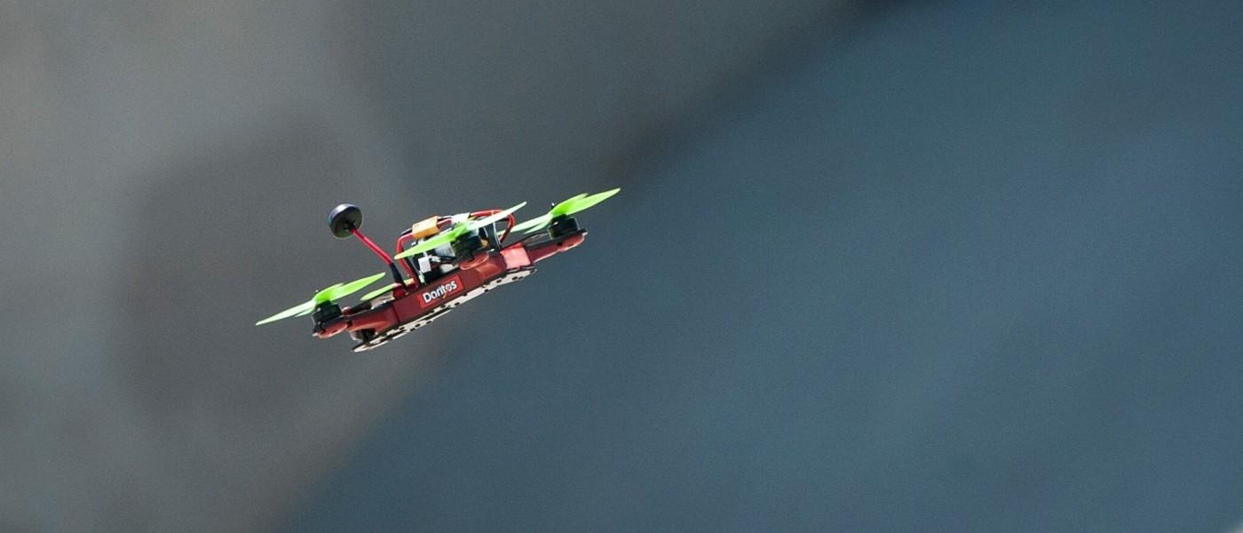 FPV 穿越機比賽登陸 Eurosport 亞太歐洲 70 多國電視放送