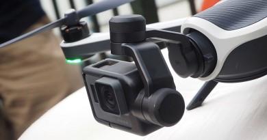 GoPro HERO 5 Black 評測:預覽 Karma 無人機航拍效果