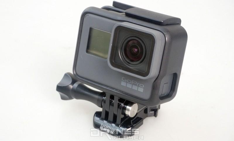 GoPro HERO 5 Black 機身設計跟前作的分別頗大。
