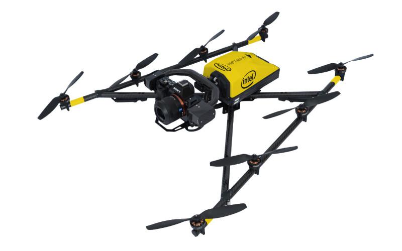 无人机的英文是drone,那多旋翼机的英文是什么?