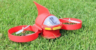《無敵鐵金剛》指揮艇起飛!達人傳授無人機 DIY 上手秘訣