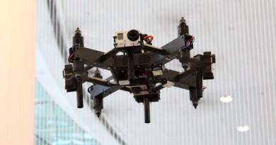 港製VR無人機 Panoera VRDrone-S 拍出「無盲區」全景影像