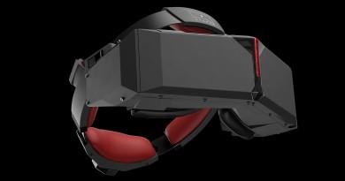 打造私人 IMAX VR 影院!StarVR 眼鏡實現 210 度超寬闊視野