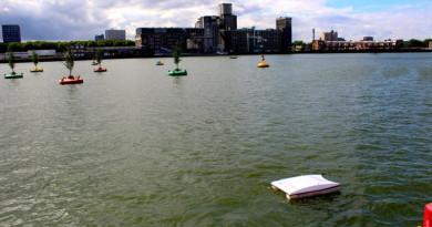 Waste Shark 水上無人機始動!一口氣鯨吞500公斤海洋垃圾